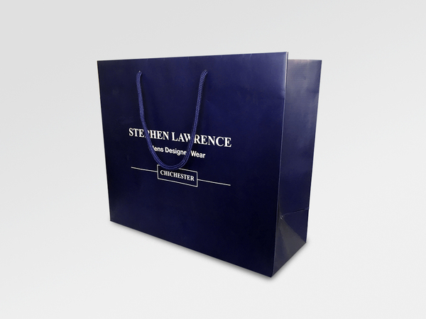 Luxury Lamination Paper Bags